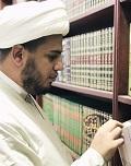 الشيخ احمد صالح ال حيدر