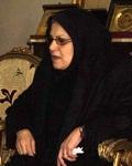 الفقيده زهرة الحسيني