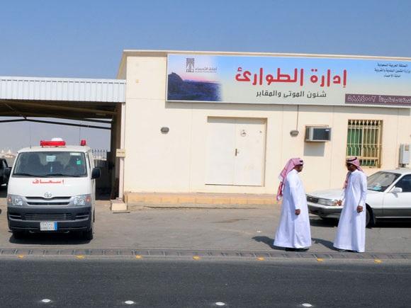 كتابات في الميزان تجهيز الموتى في السعودية